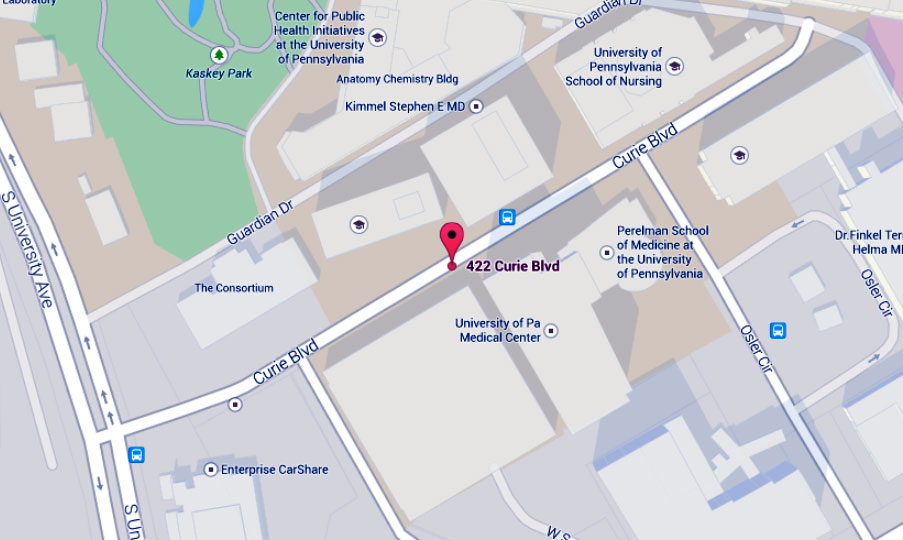 Department of Dermatology University of Pennsylvania M8D Stellar-Chance Laboratories, 422 Curie Boulevard Philadelphia, PA 191042