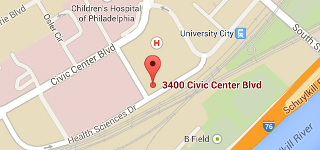Directions to Perelman Center